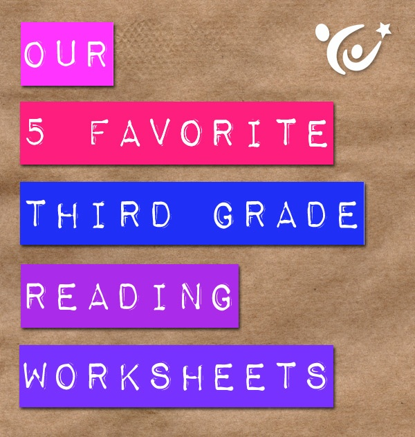 Click for our top 5 FREE reading worksheets for third grade. #reading #worksheets