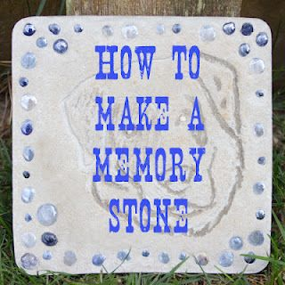 Entirely Emily: Memory Stone for my Pet
