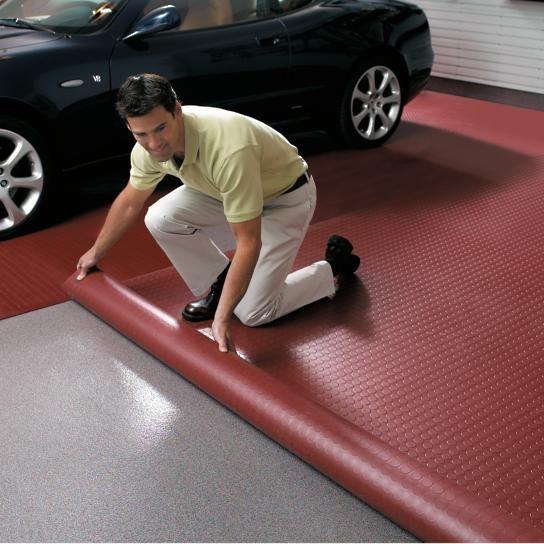 Heavy-Duty Garage Flooring 10x24 $700, 7 1/2x17 $400, 8x22 $500