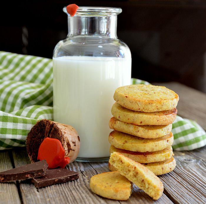 ricetta biscotti zenzero