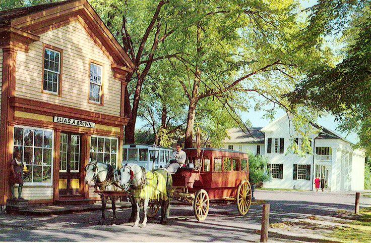 Greenfield Village ~ Dearborn Michigan