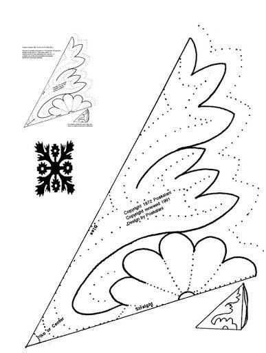 86 Hawaiian Quilt - rosotali roso - Picasa Web Albums...Hawaiian quilt template pattern!!