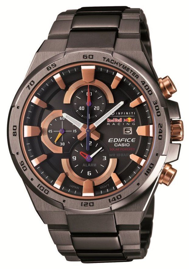 Casio Edifice Red Bull Racing Solar Watch Infinity Racing EFR-541SBRB-1AER
