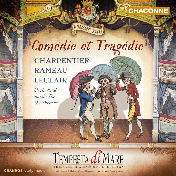 Tempesta di Mare - Comedie et Tragedie, Vol. 2 (CD)