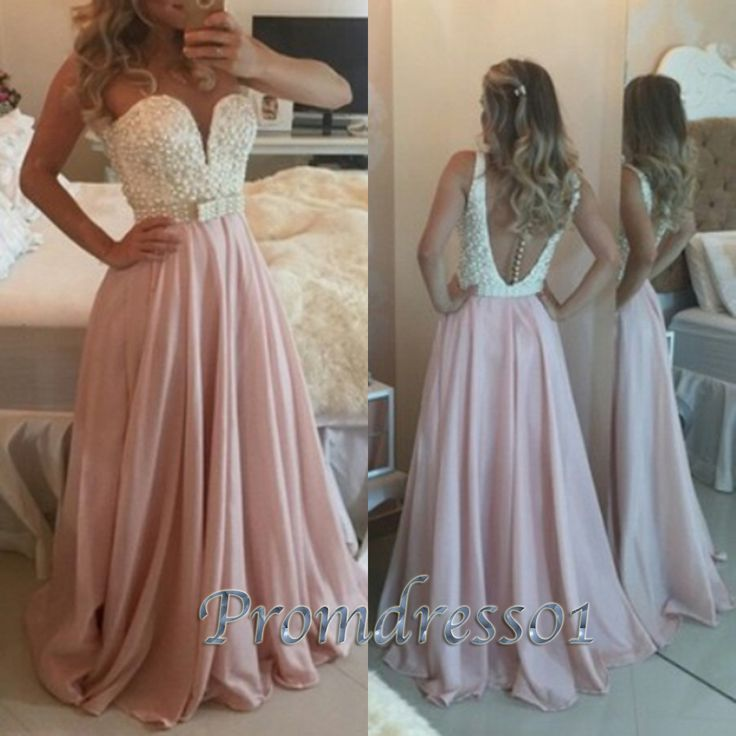 Ball Gowns Wedding Dress, 2016 off shoulder pink chiffon senior prom dress##http://trenddress.colfe.com.ar