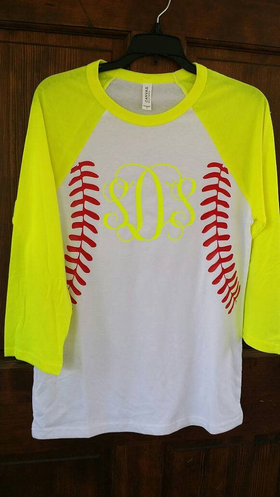 Camisa de longitud MangasCamiseta de Softbol Jersey 3/4 con