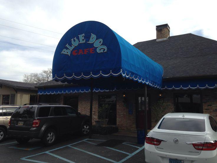 Blue Dog Cafe Happy Hour