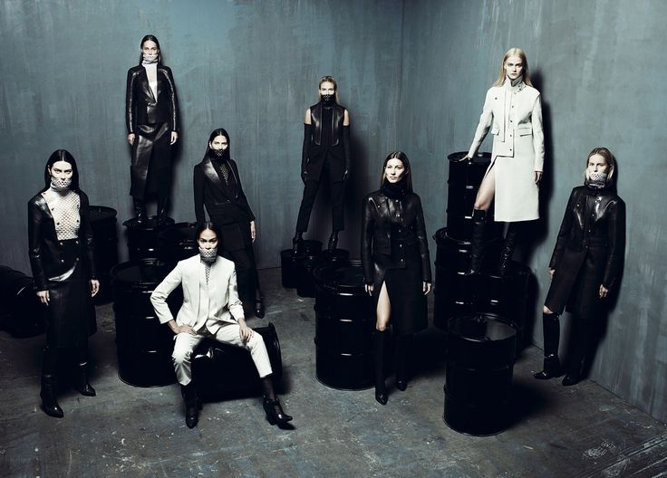 Alexander Wang Fall 2012 for Interview by Gregory Harris