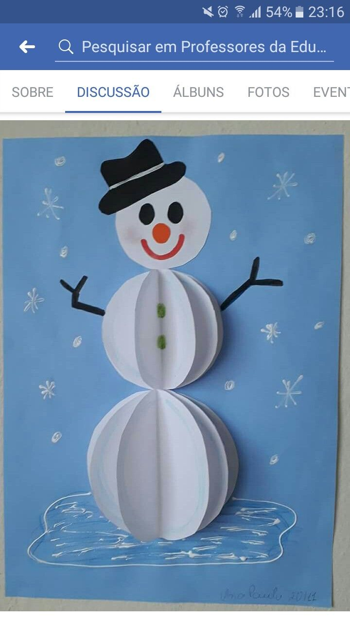 Pin Van Pluis Konijn Op Sneeuwpop Basteln Winter Winter En Kita