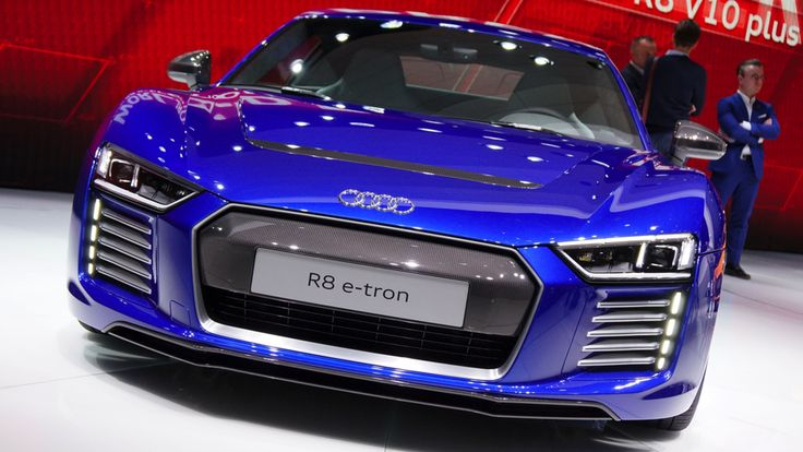The new Audi R8 looks the same as the old Audi R8, and that's okay