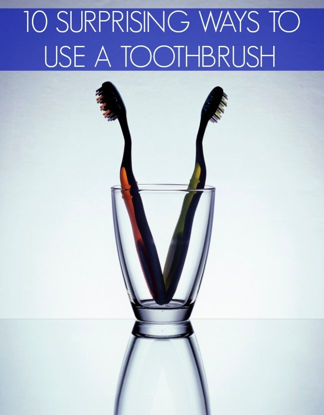 10 (Surprising) Ways To Use A Toothbrush in Your BeautyRoutine