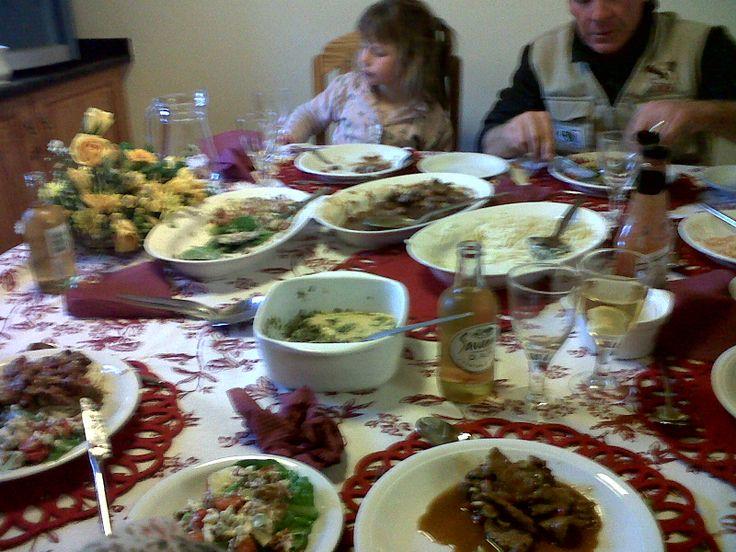 FAMILIE TAFELS !!