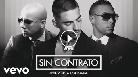 "Maluma - Sin Contrato (Remix)[Audio] ft. Don Omar, Wisin: Maluma feat. Don Omar & Wisin - ""Sin Contrato (Remix)""[Audio] Get Maluma's ""Sin…"