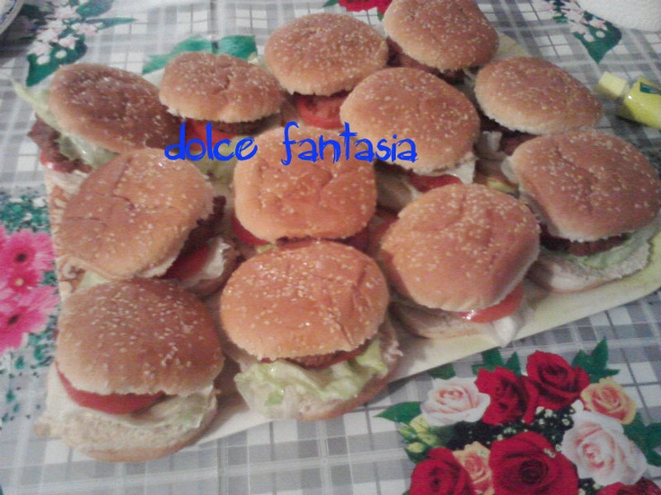 come fare gli hamburger