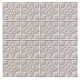 Fasade Fasade Traditional Ceiling Tile Panel (Common: 24-in x 24-in; Actual: 23.75-in x 23.75-in)