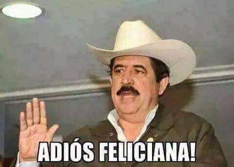 Buhh Bye Felicia.