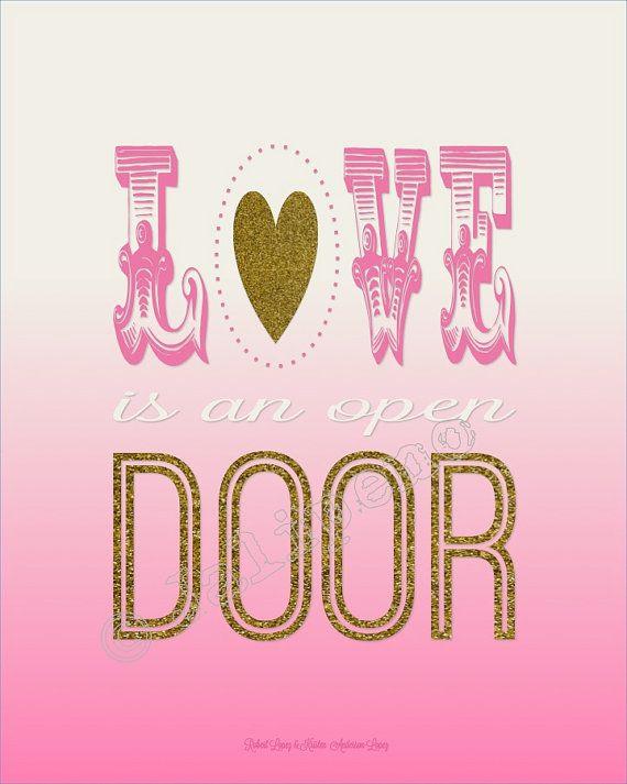 Love is an Open Door - Disney Song Lyrics Frozen Quote ...