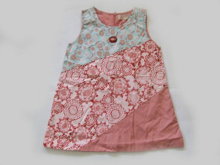 Ref. 1000632- Vestido - akr baby- niña- Talla18 meses - 4€ - info@miihi.com - Tel. 651121480