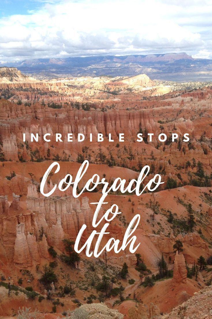 11 Day Colorado To Utah Itinerary Utah Road Trip Road Trip To Colorado Colorado Travel