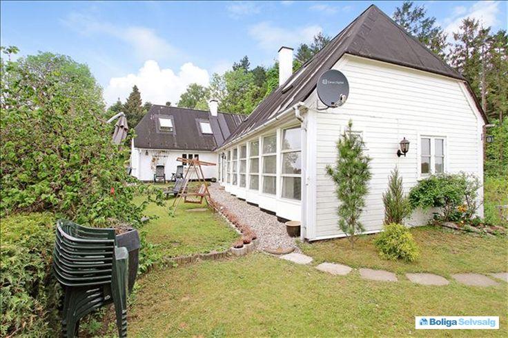 Nyrupvej 48, 4296 Nyrup - Lyst og pragtfuldt hus i et roligt og grønt område tæt på skov #villa #nyrup #selvsalg #boligsalg #boligdk