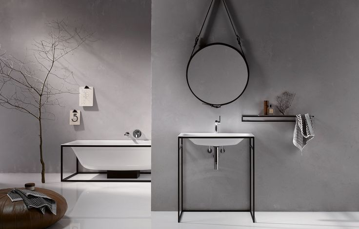 Met with Bette this week. the finest steel baths, basins and shower trays I've seen.