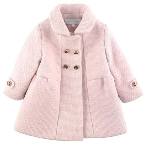 Tartine et Chocolat - Woven woollen coat - 127661