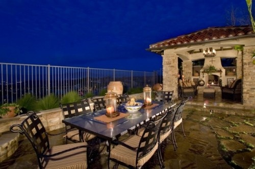 Outdoor Rooms  patio