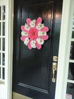 MyDesignGuide's Fun(ny) Designs: How to Make a Flip Flop Wreath