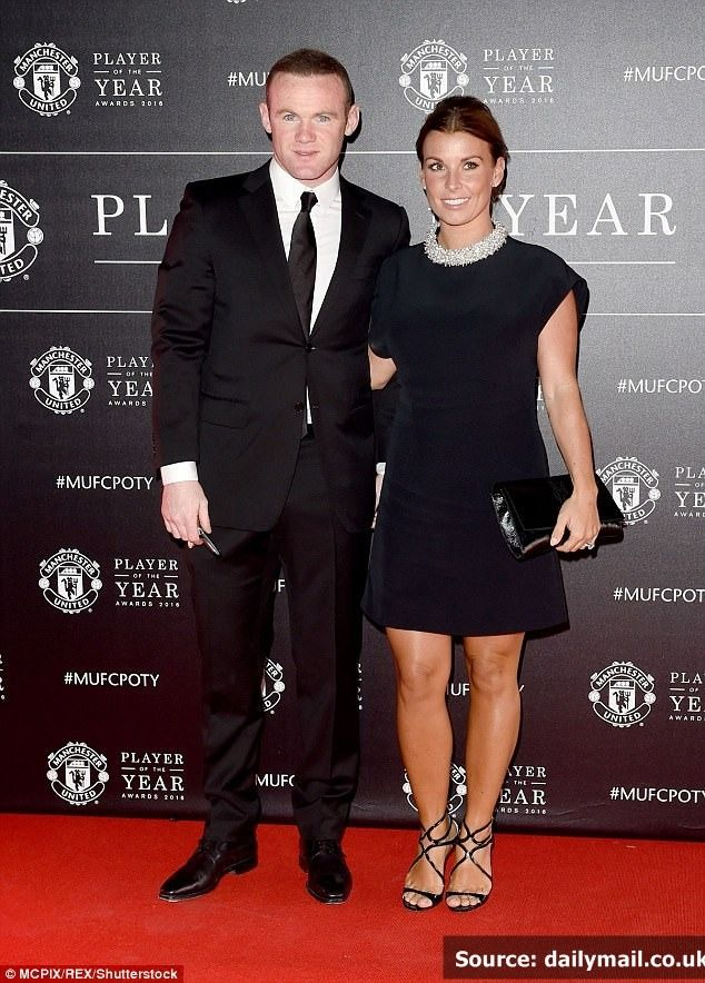 Coleen Rooney Becomes The Mother Of Her Fourth Child. Click on this link to read more.  #TheNeoLife #Lifestyle #Entertainment #Footballer #WayneRooney #wife #ColeenRooney #motherhood