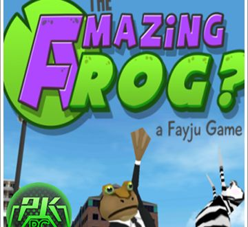 Amazing Frog PC Game Download Free | Full Version