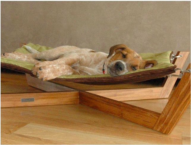 Bamboo Cat/Dog Hammock  http://www.tenniswood.co.ukDogs Beds, Cat, Pets Beds, Puppies, Dogs Hammocks, Doggie Beds, Pets Hammocks, Pets Furniture, Dog Beds