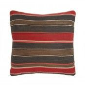 Santos Red Cushion #andrewmartin #cushions #brightsandstripes