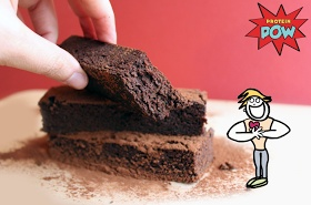 = PROTEIN POW(D)ER !: The Best Protein Brownie Bars in the World (dairy, gluten, and grain free)