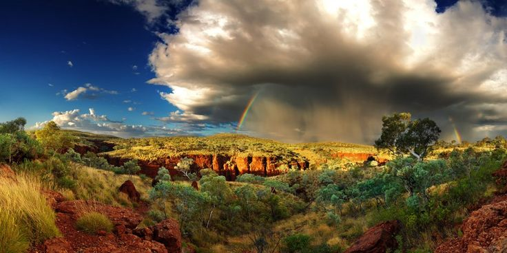 INSPIRATION! Can I learn to take photos like this?? Storm Over Pilbara
