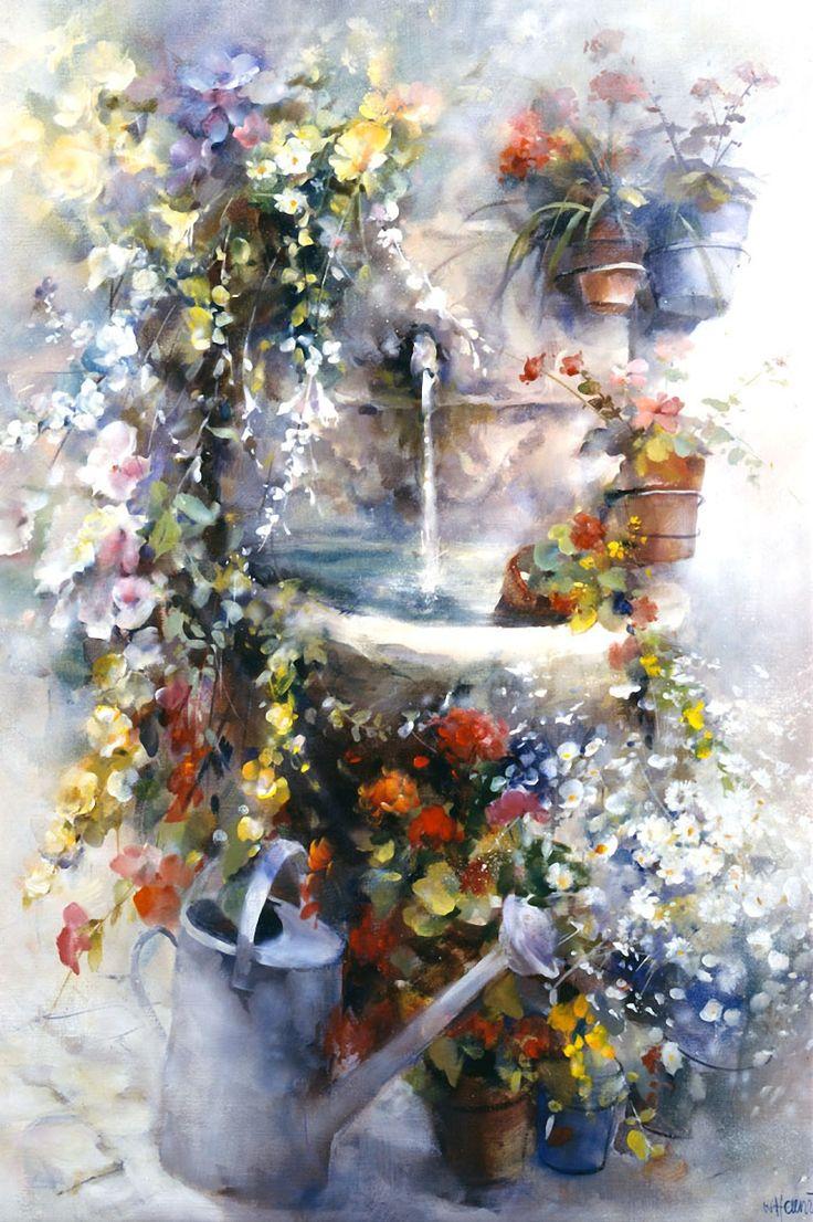 tiina: Artist Willem Haenraets.