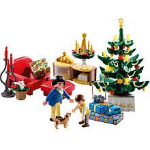Playmobil Christmas Room to go in the Playmobil Grand Mansion $19.99 at Toys R Us
