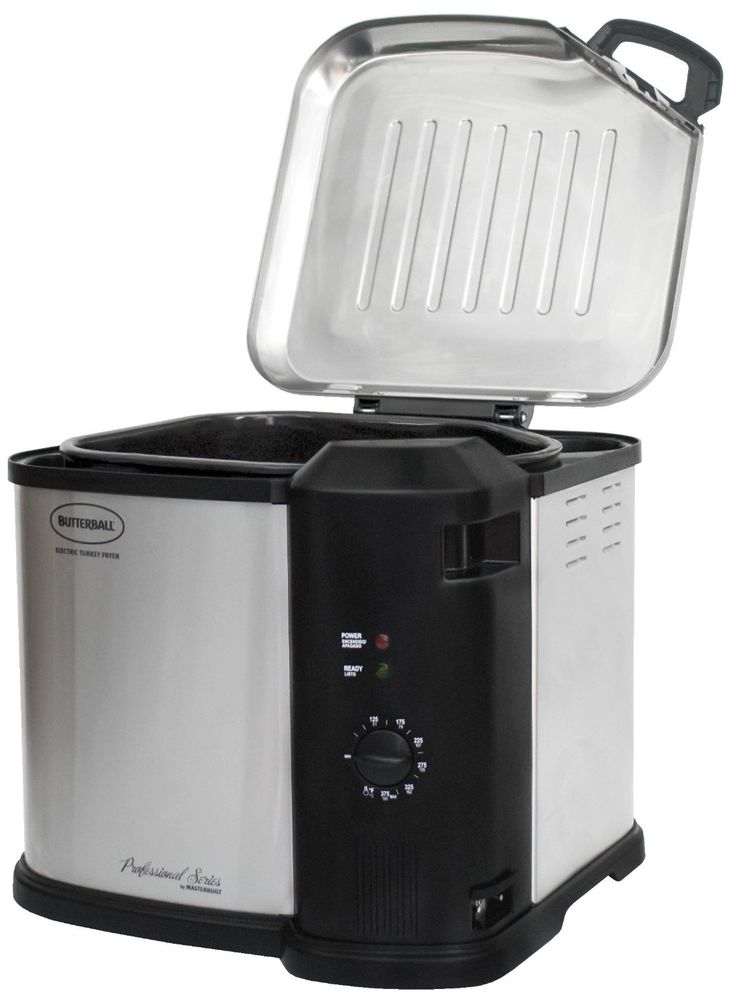 COOL Butterball Electric Fryer