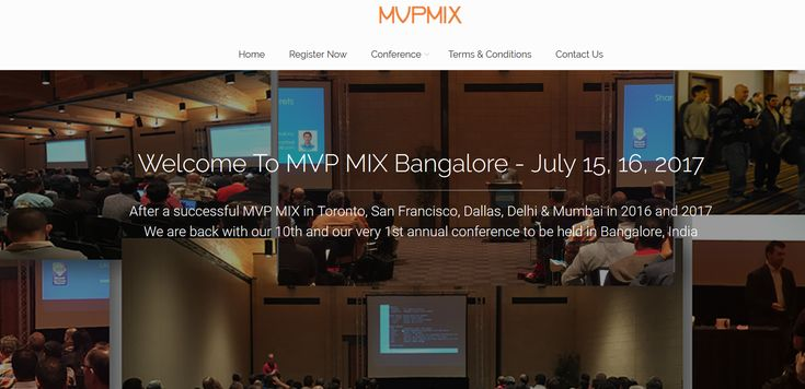 Join me @MVP-Mix Event on 15th-16 July with Chander Dhall & other great speakers!