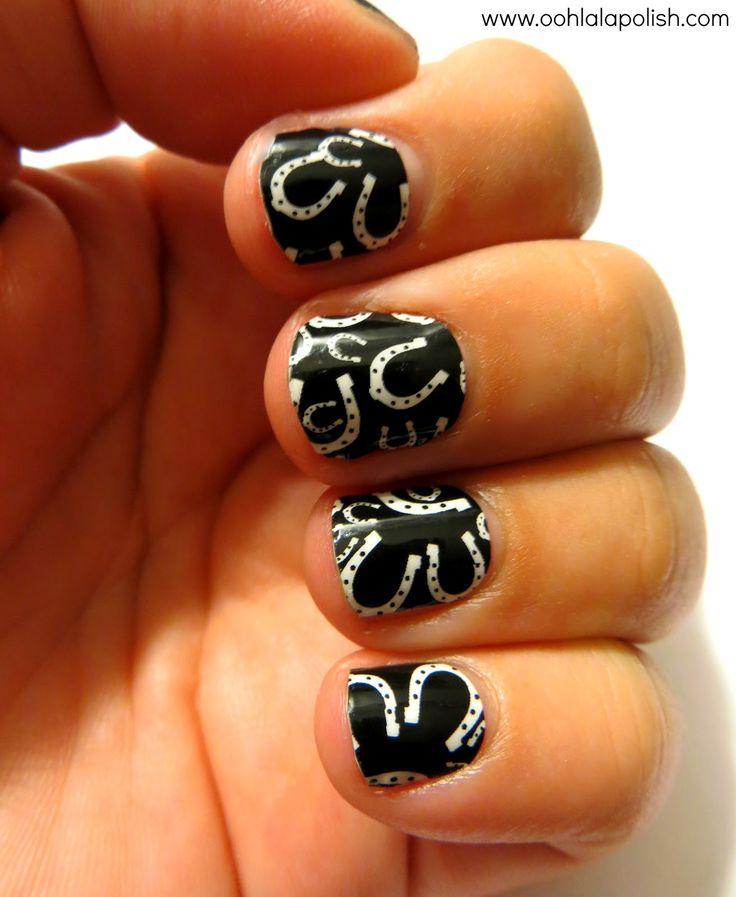 Horse nail art designs - photo#3 - Horse Nail Art Designs