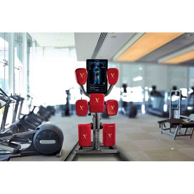 Nexersys Commercial Smart Boxing Machine in 2020 No