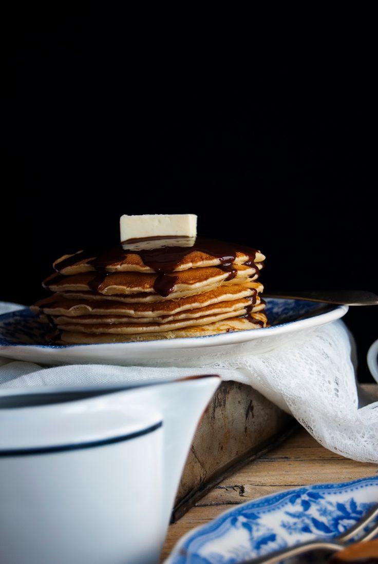 La asaltante de dulces: Receta de tortitas/ Pancakes recipe. <3 <3