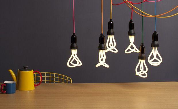 Sculpted Low Energy Light Bulb: Lamps, Pendants, Trav'Lin Lights, Spring Colors, Energy Save, Lights Bulbs, Lights Ideas, Low Energy, Cords