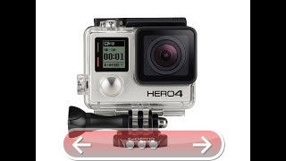 Top 5 Best GoPro and Action Cameras To Buy of 2015 #ActionCam