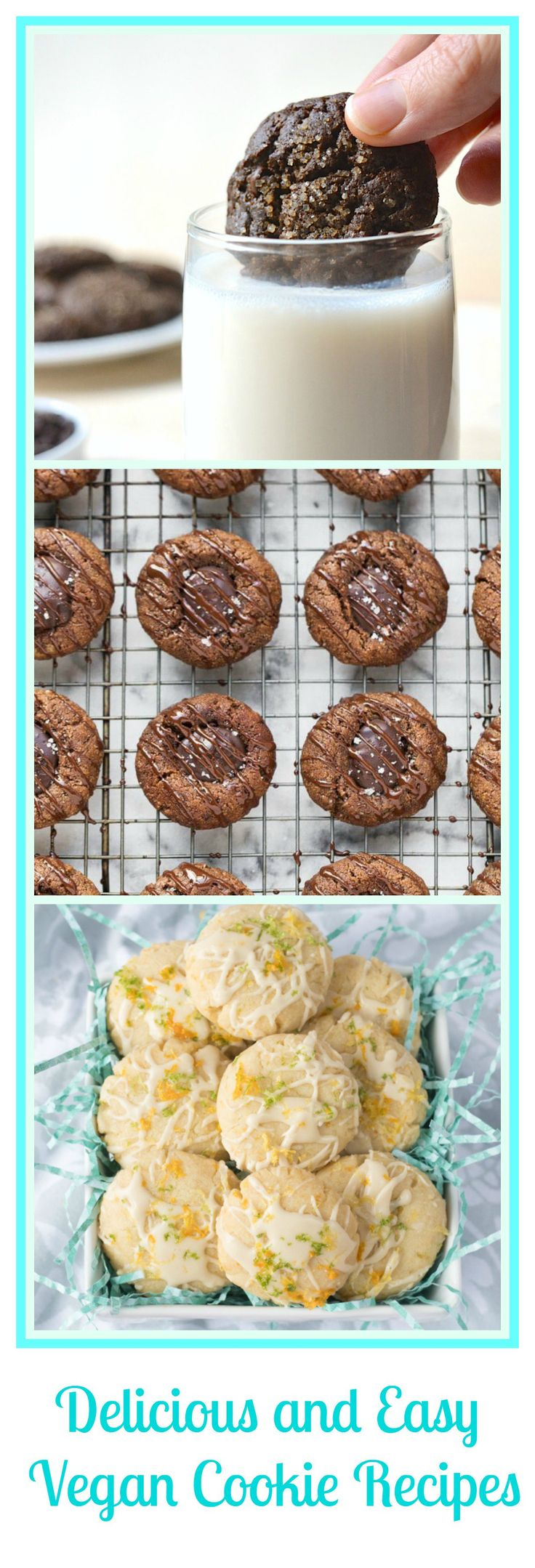 Delicious and Easy Vegan Cookie Recipes