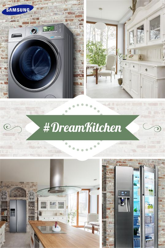#DreamKitchen... One day this kitchen will be mine! I shall Pin my Dreams until that Time ! :)