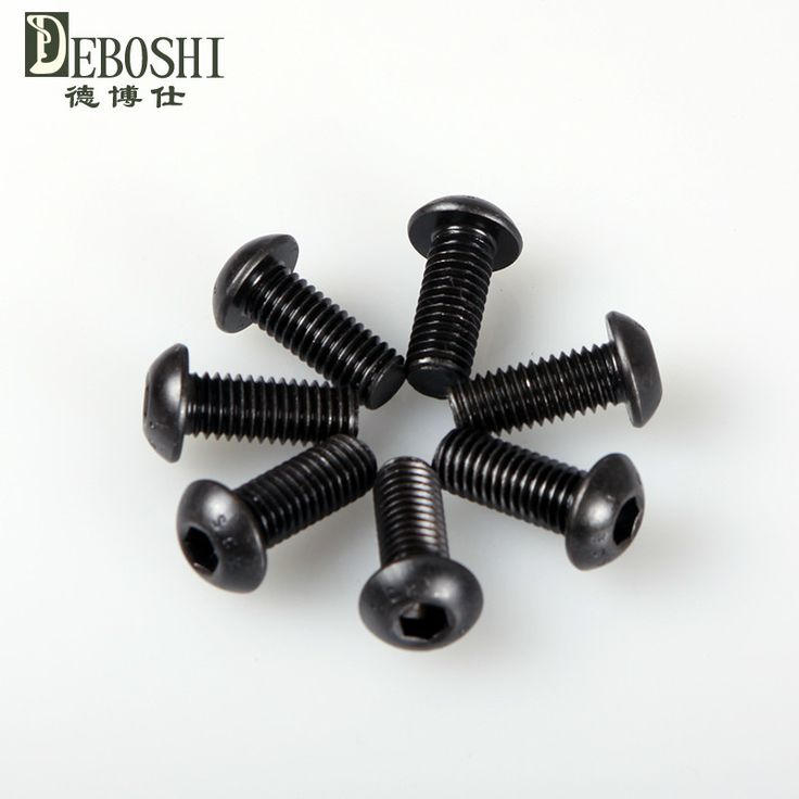 This item is now available in our shop.   10.9 yuan cup mushroom head socket head cap screws inside SHCS round head M3 * 6mm - US $2.00 http://freeshippingweb.com/products/10-9-yuan-cup-mushroom-head-socket-head-cap-screws-inside-shcs-round-head-m3-6mm/