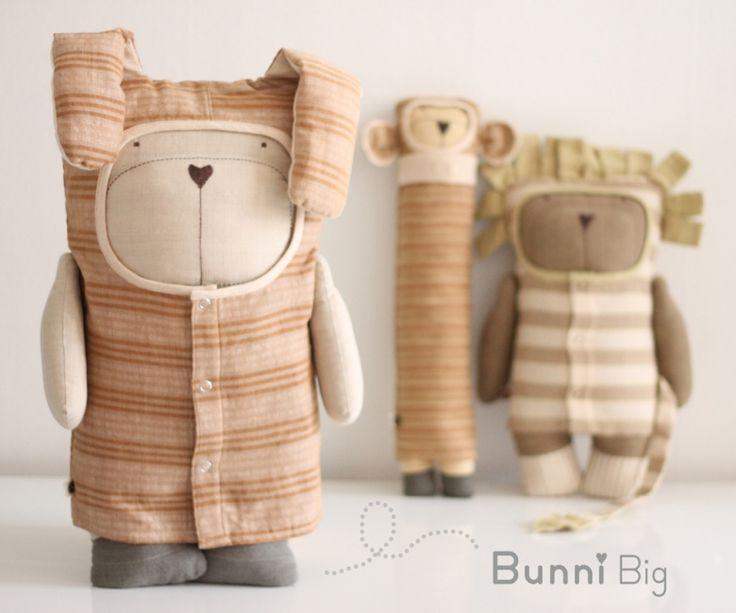 Bunni BIG Design Doll