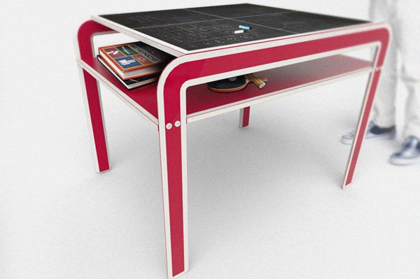 Work & game table for kids