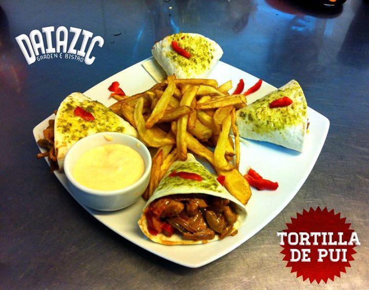 #daiazic #chickentortilla #yummy
