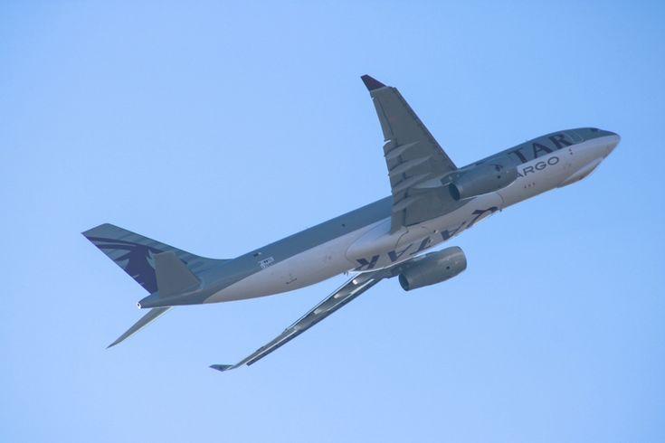 Airbus A330 Qatar Cargo
